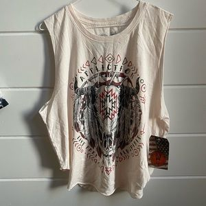 Affliction tank size medium